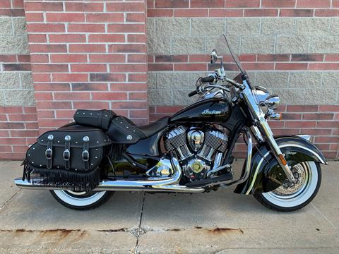 2019 Indian Chief® Vintage ABS in Muskego, Wisconsin - Photo 1