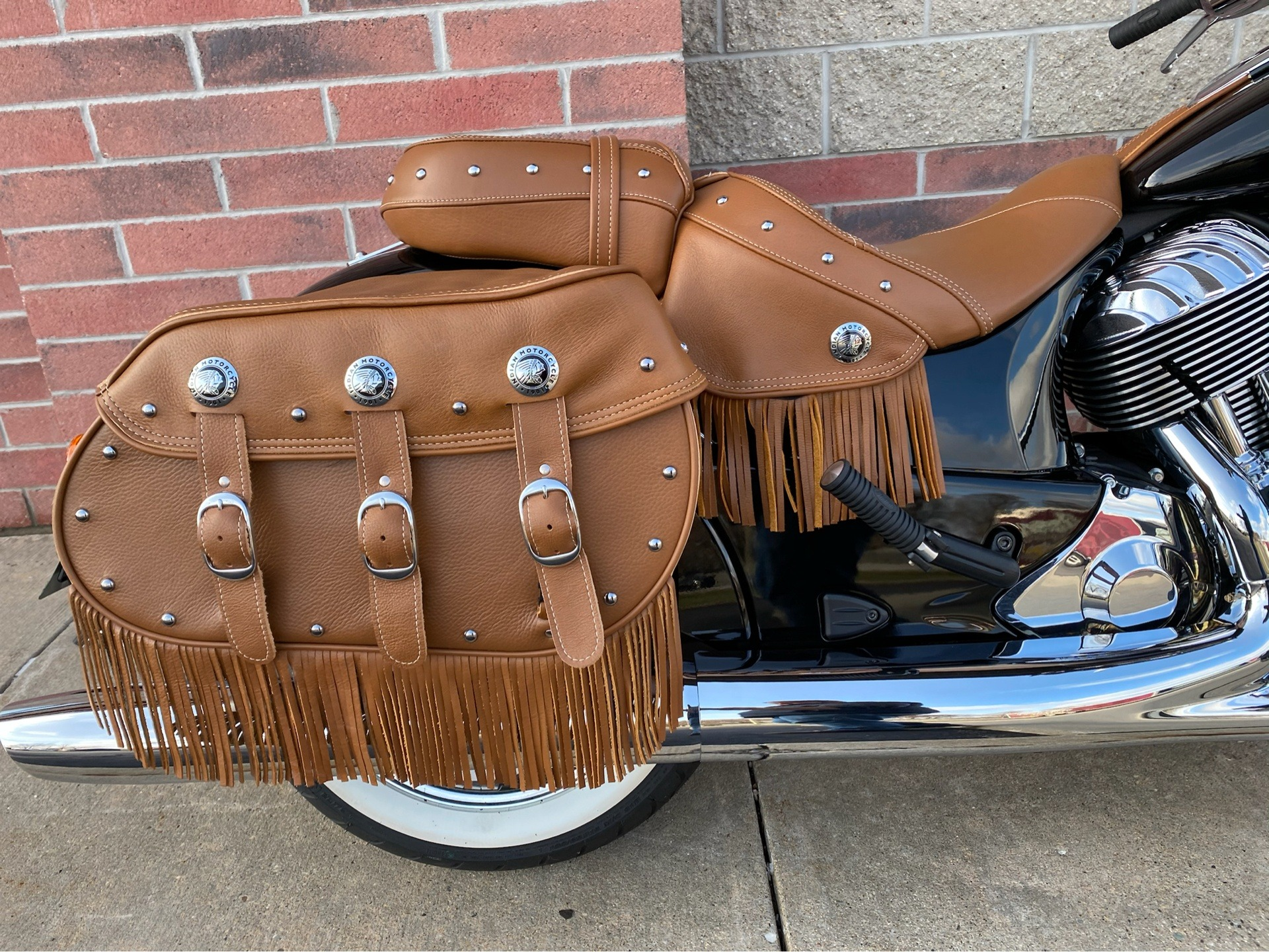 2019 Indian Chief® Vintage ABS in Muskego, Wisconsin - Photo 7