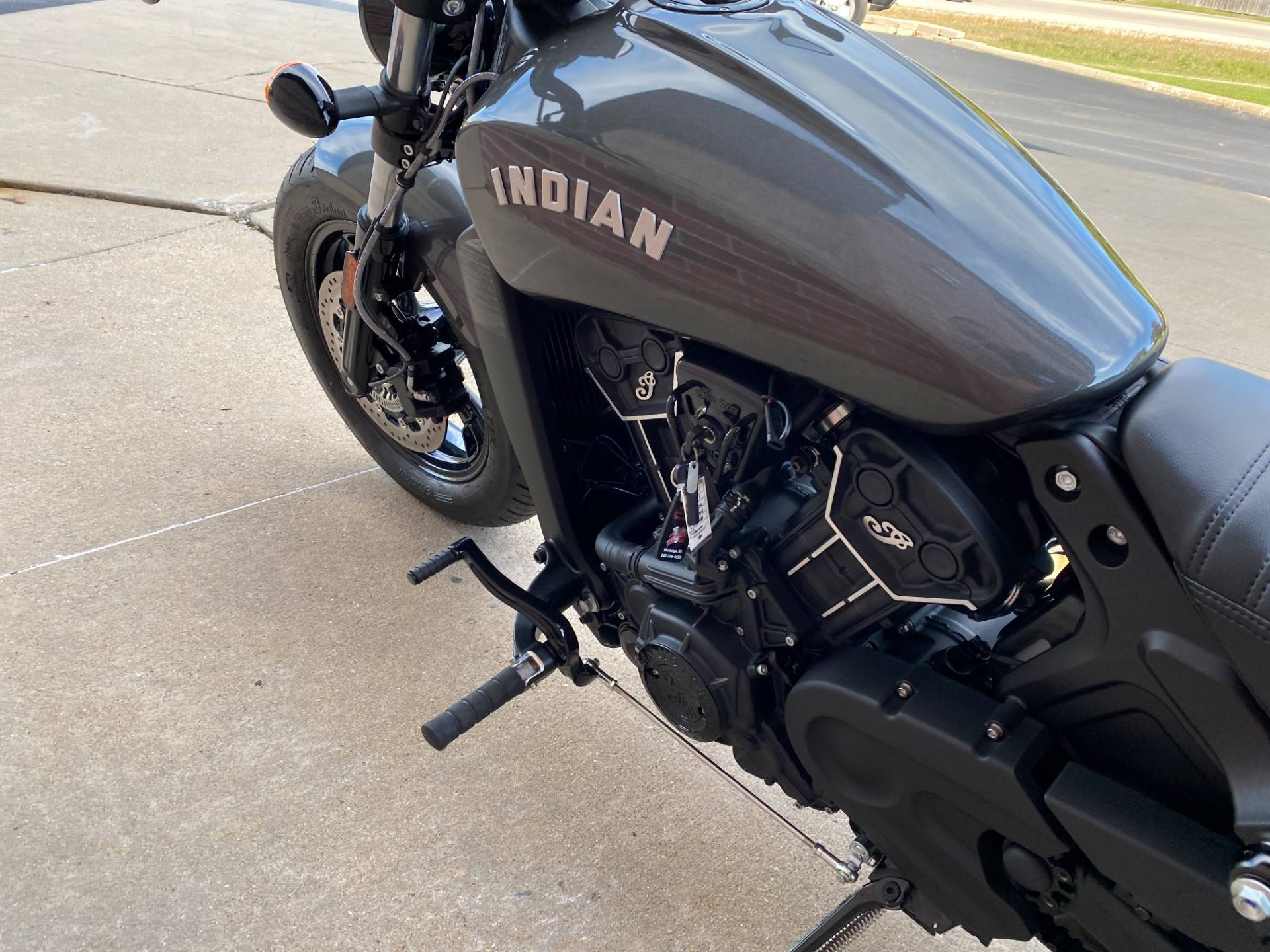 New 2021 Indian Scout Bobber Sixty Abs Motorcycles In Muskego Wi Stock Number Ind165071