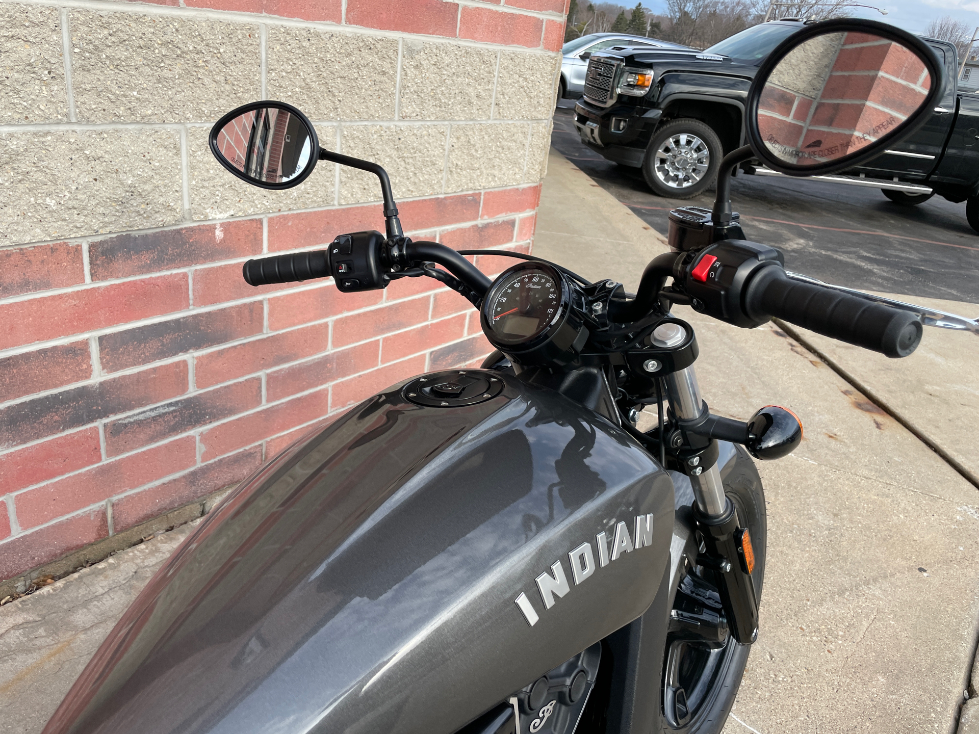 2021 Indian Scout® Bobber Sixty ABS in Muskego, Wisconsin - Photo 7