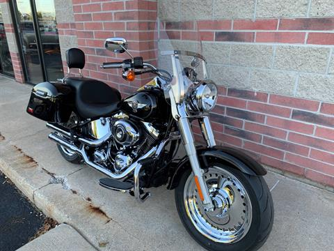 2014 Harley-Davidson Fat Boy® in Muskego, Wisconsin - Photo 2