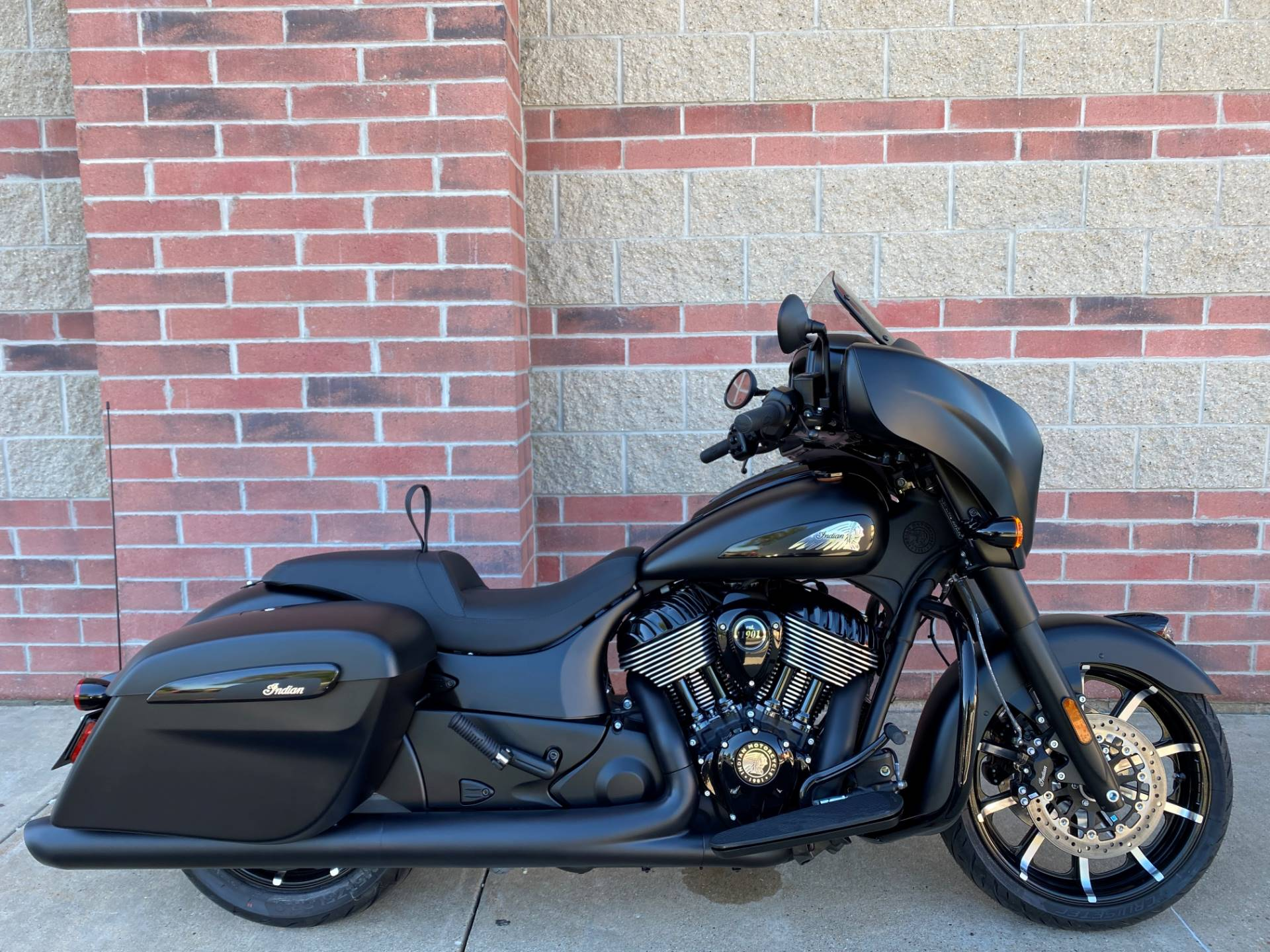 2021 Indian Chieftain® Dark Horse® in Muskego, Wisconsin - Photo 1