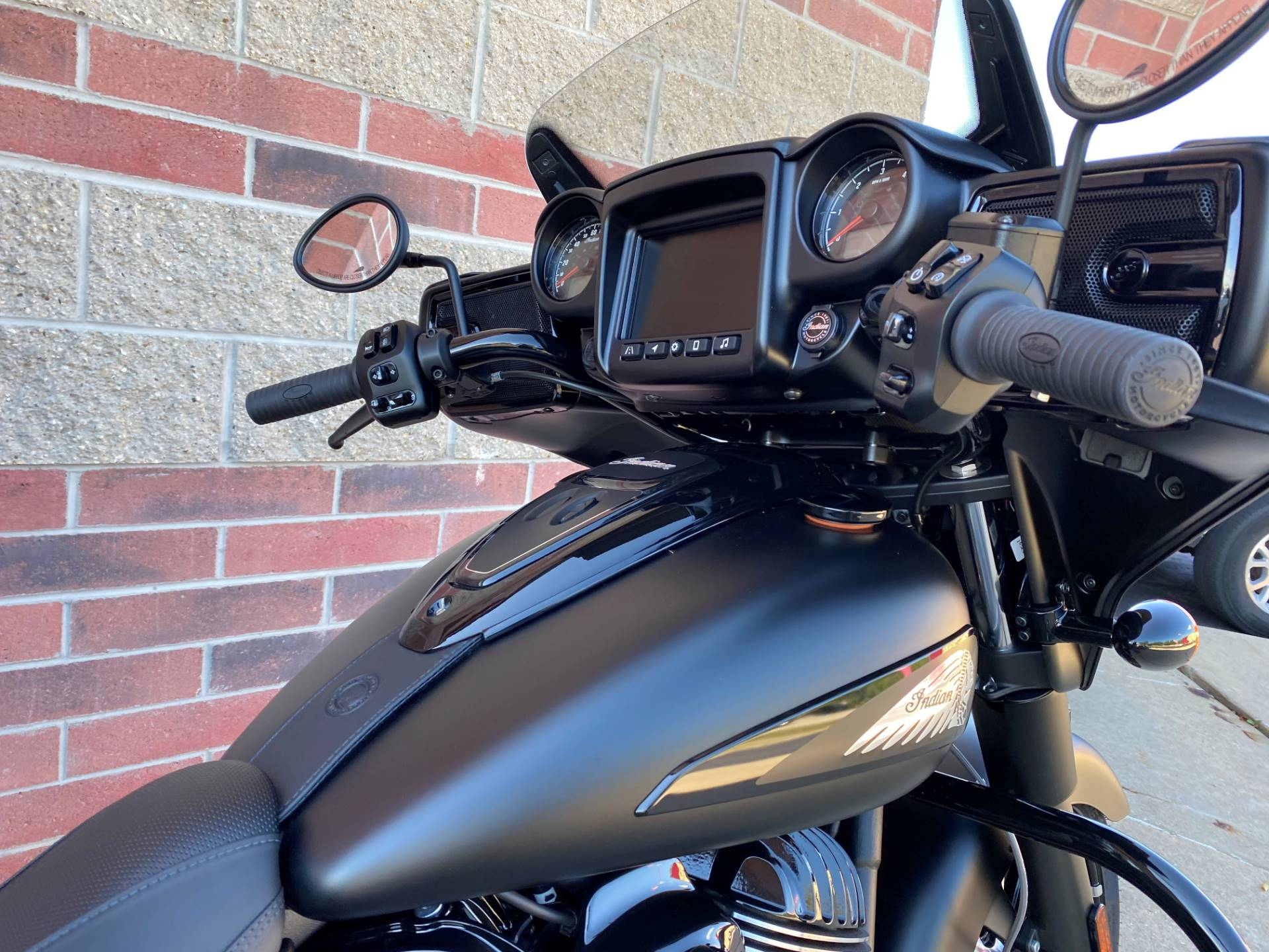 2021 Indian Chieftain® Dark Horse® in Muskego, Wisconsin - Photo 7