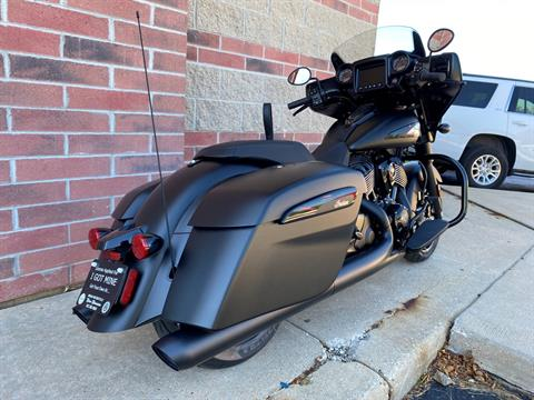 2021 Indian Chieftain® Dark Horse® in Muskego, Wisconsin - Photo 8