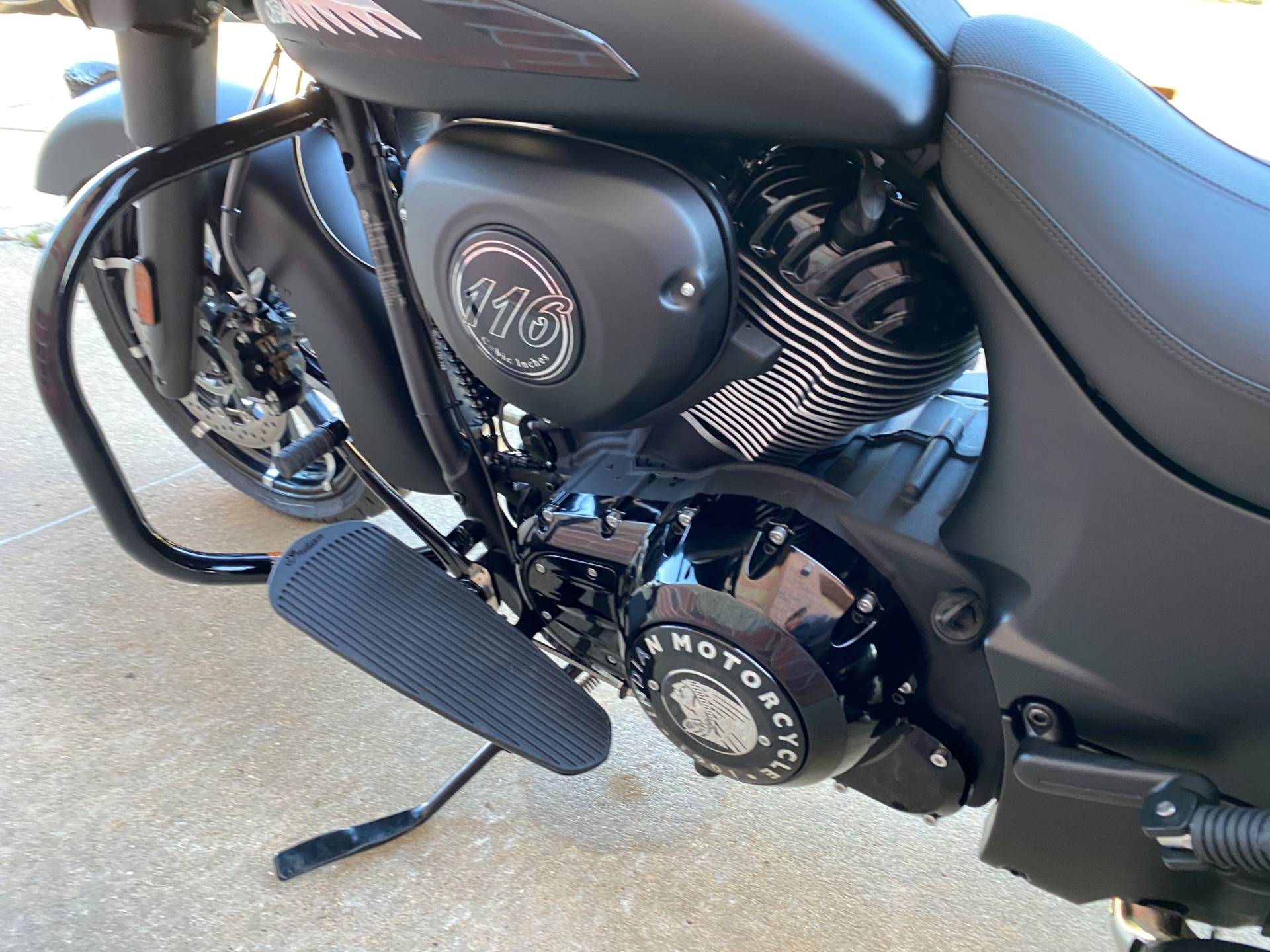 2021 Indian Chieftain® Dark Horse® in Muskego, Wisconsin - Photo 11