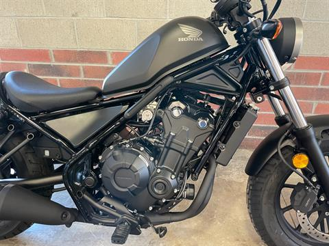 2019 Honda Rebel 500 in Muskego, Wisconsin - Photo 5