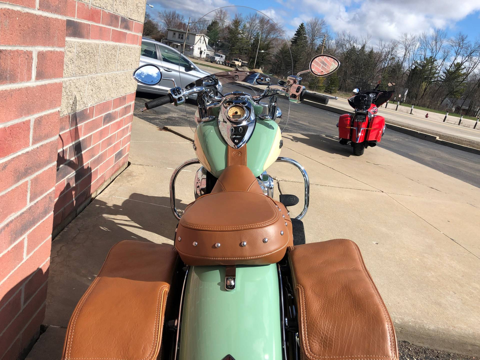 2019 Indian Chief® Vintage ABS in Muskego, Wisconsin - Photo 10