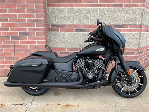 2019 Indian Chieftain Dark Horse® ABS in Muskego, Wisconsin - Photo 1
