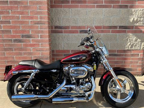 2015 Harley-Davidson 1200 Custom in Muskego, Wisconsin - Photo 1