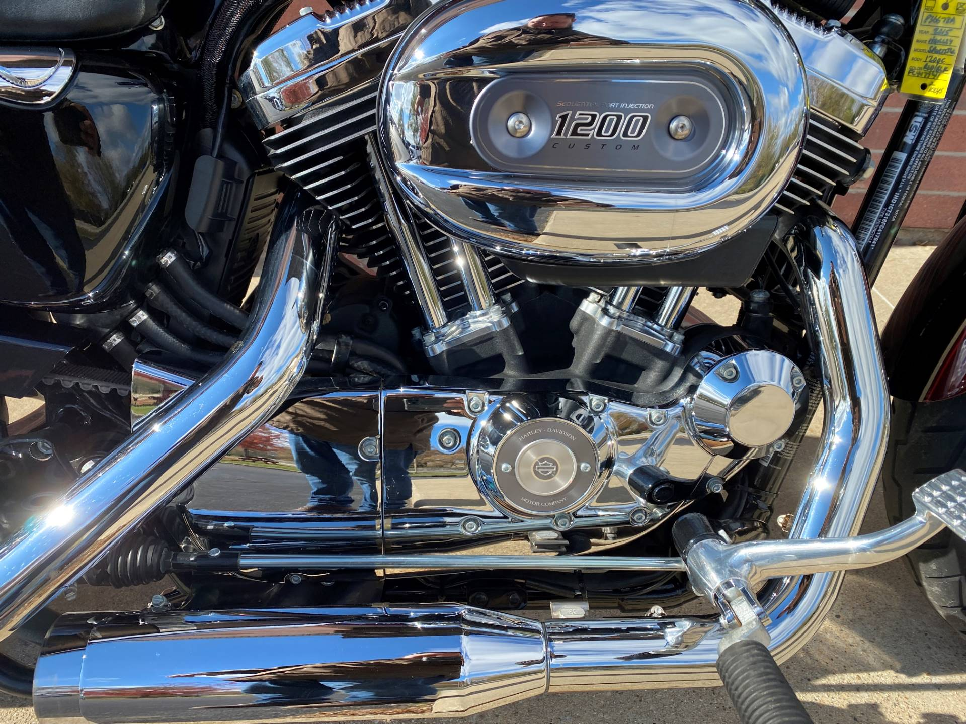 2015 Harley-Davidson 1200 Custom in Muskego, Wisconsin - Photo 7