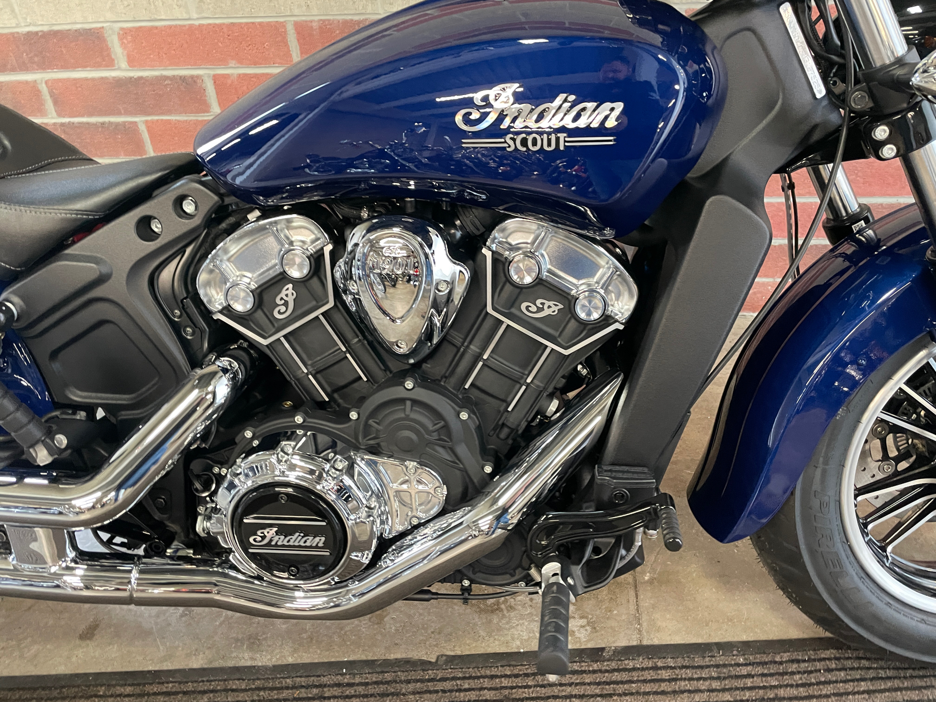 2021 Indian Scout® ABS in Muskego, Wisconsin - Photo 5