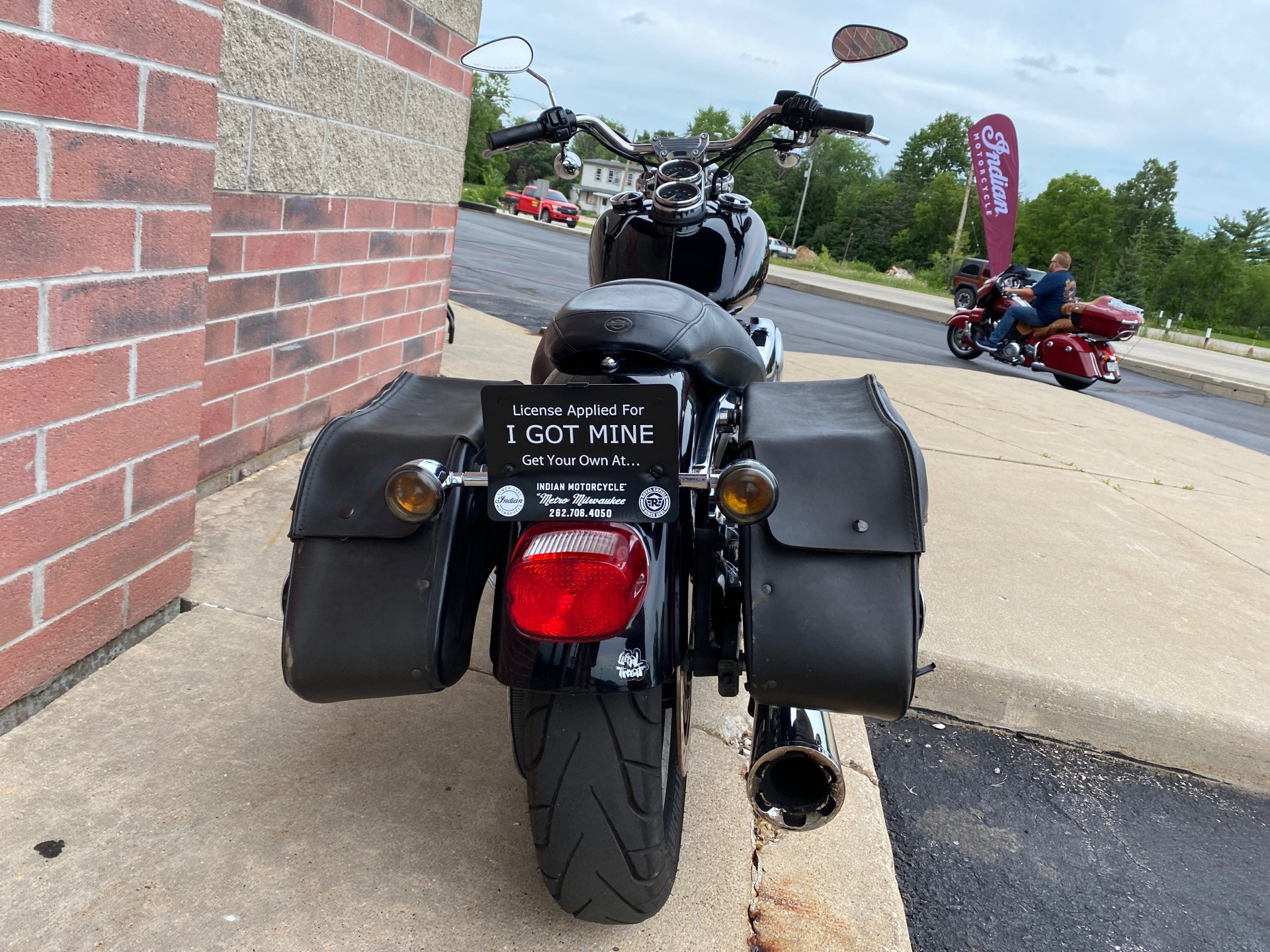 2002 Harley-Davidson FXDL  Dyna Low Rider® in Muskego, Wisconsin - Photo 11