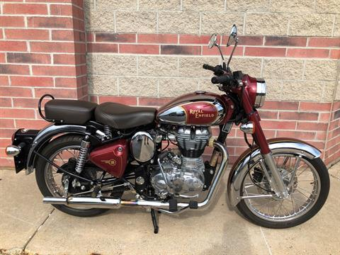 2013 Royal Enfield Bullet C5 Chrome (EFI) Limited Edition in Muskego, Wisconsin
