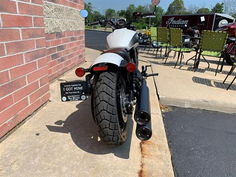 2019 Indian Scout® Bobber ABS in Muskego, Wisconsin - Photo 9
