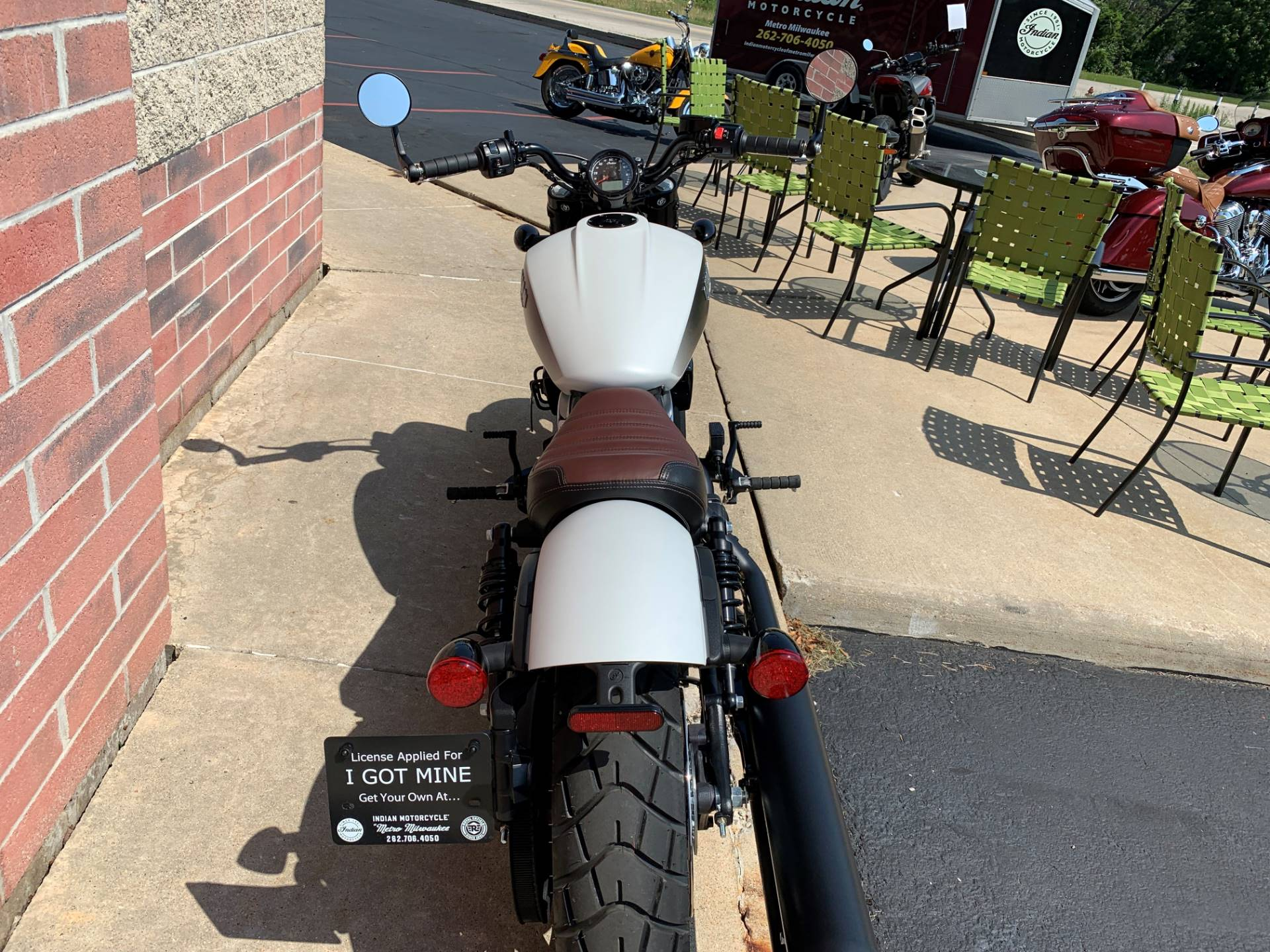 2019 Indian Scout® Bobber ABS in Muskego, Wisconsin - Photo 10