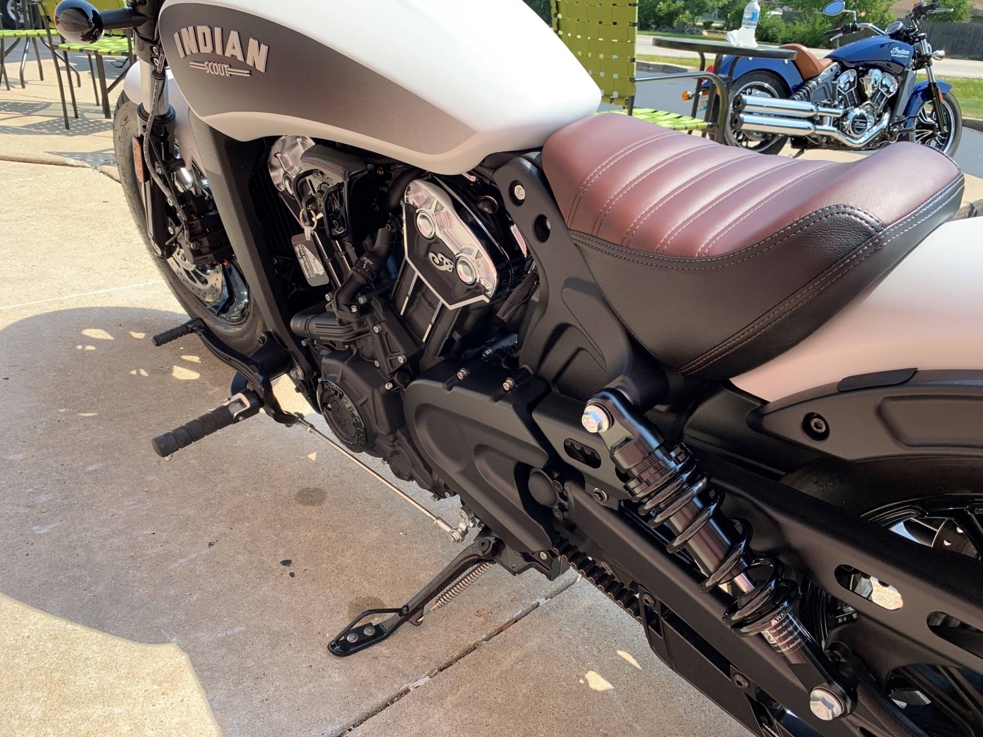 2019 Indian Scout® Bobber ABS in Muskego, Wisconsin - Photo 11