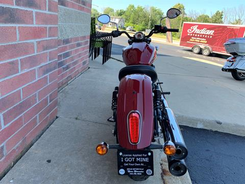 2018 Indian Scout® Sixty ABS in Muskego, Wisconsin - Photo 9