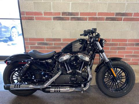 2017 Harley-Davidson Forty-Eight® in Muskego, Wisconsin - Photo 1
