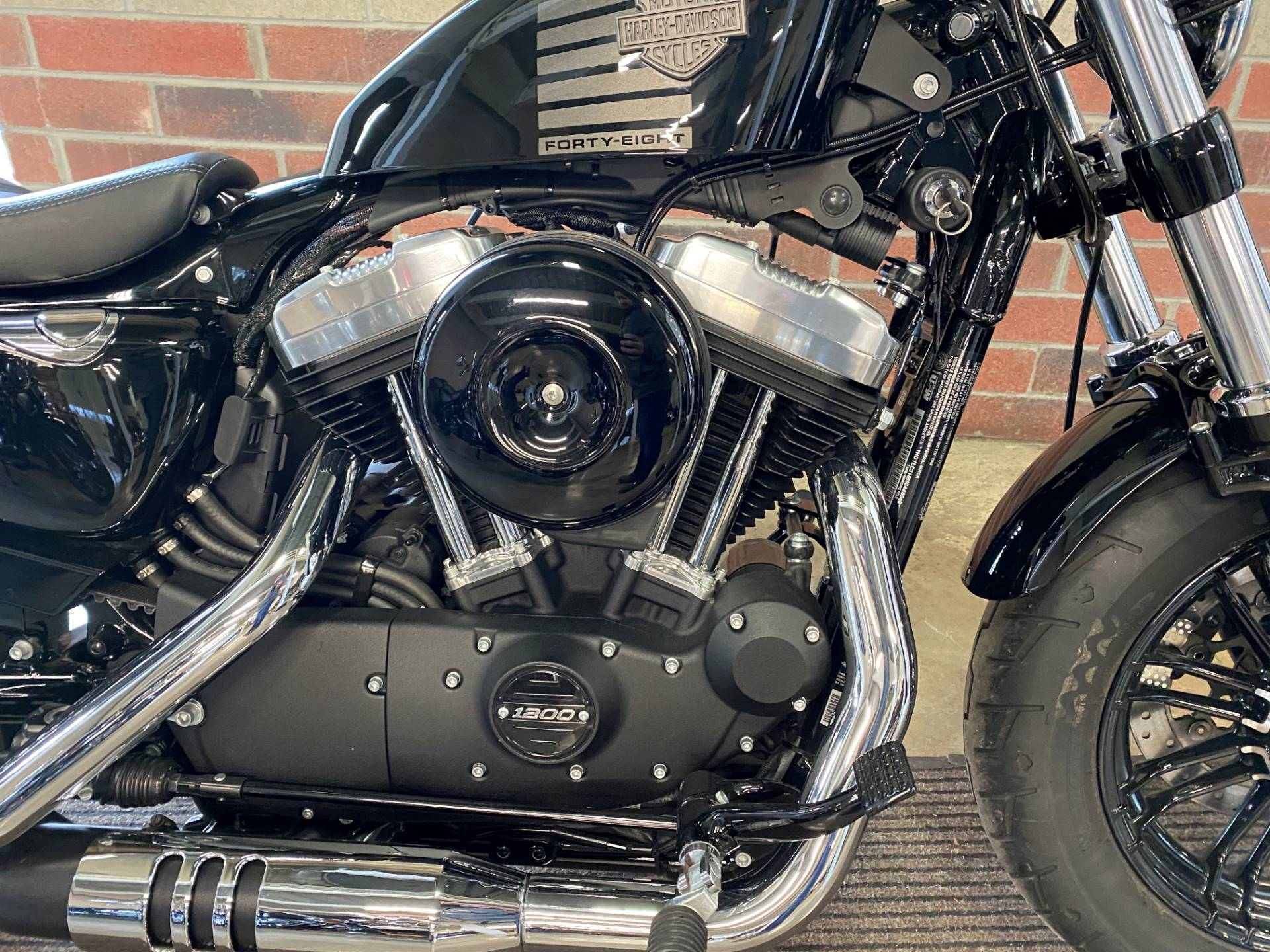 2017 Harley-Davidson Forty-Eight® in Muskego, Wisconsin - Photo 5