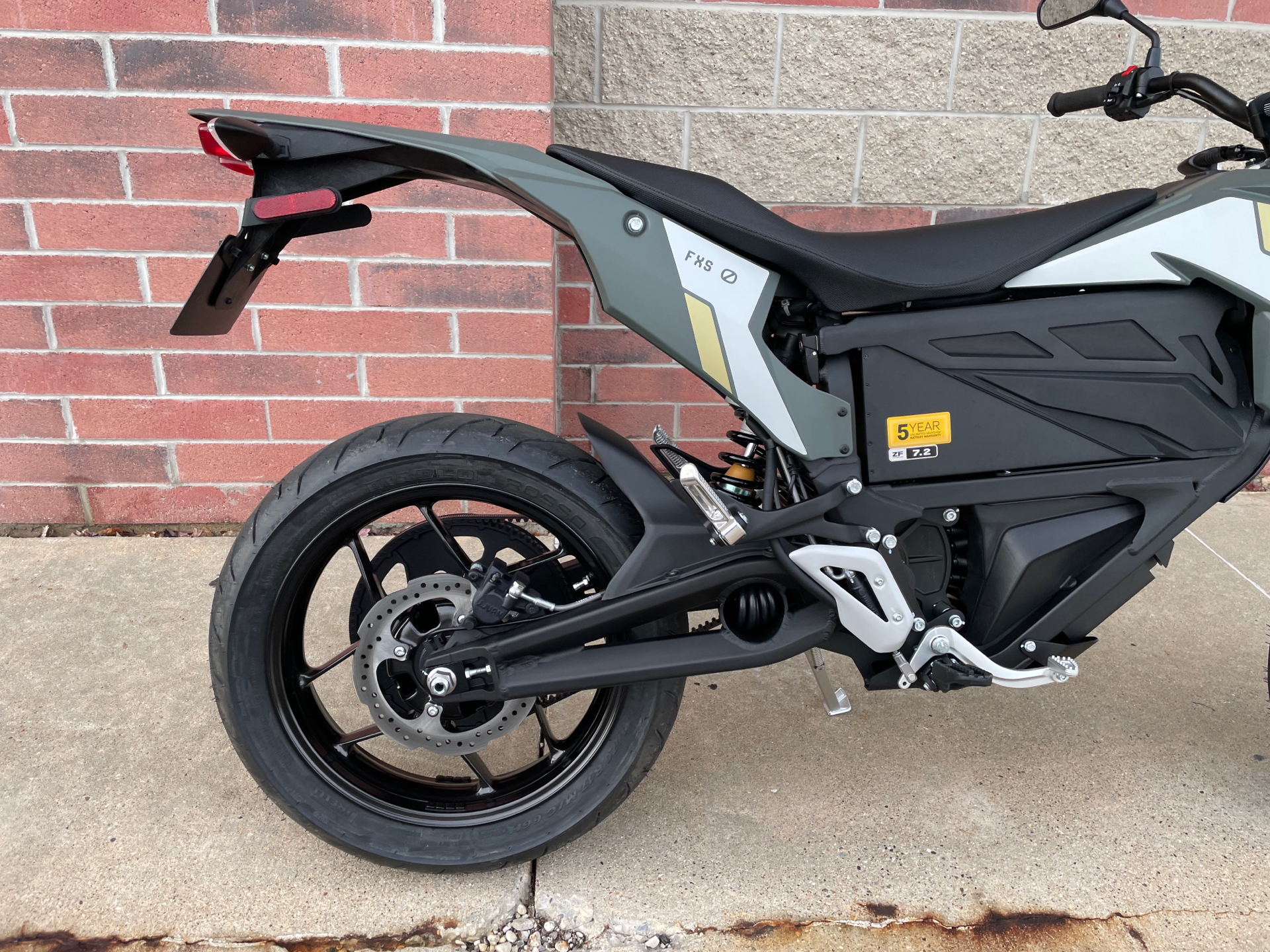 2021 Zero Motorcycles FXS ZF7.2 Integrated in Muskego, Wisconsin - Photo 6