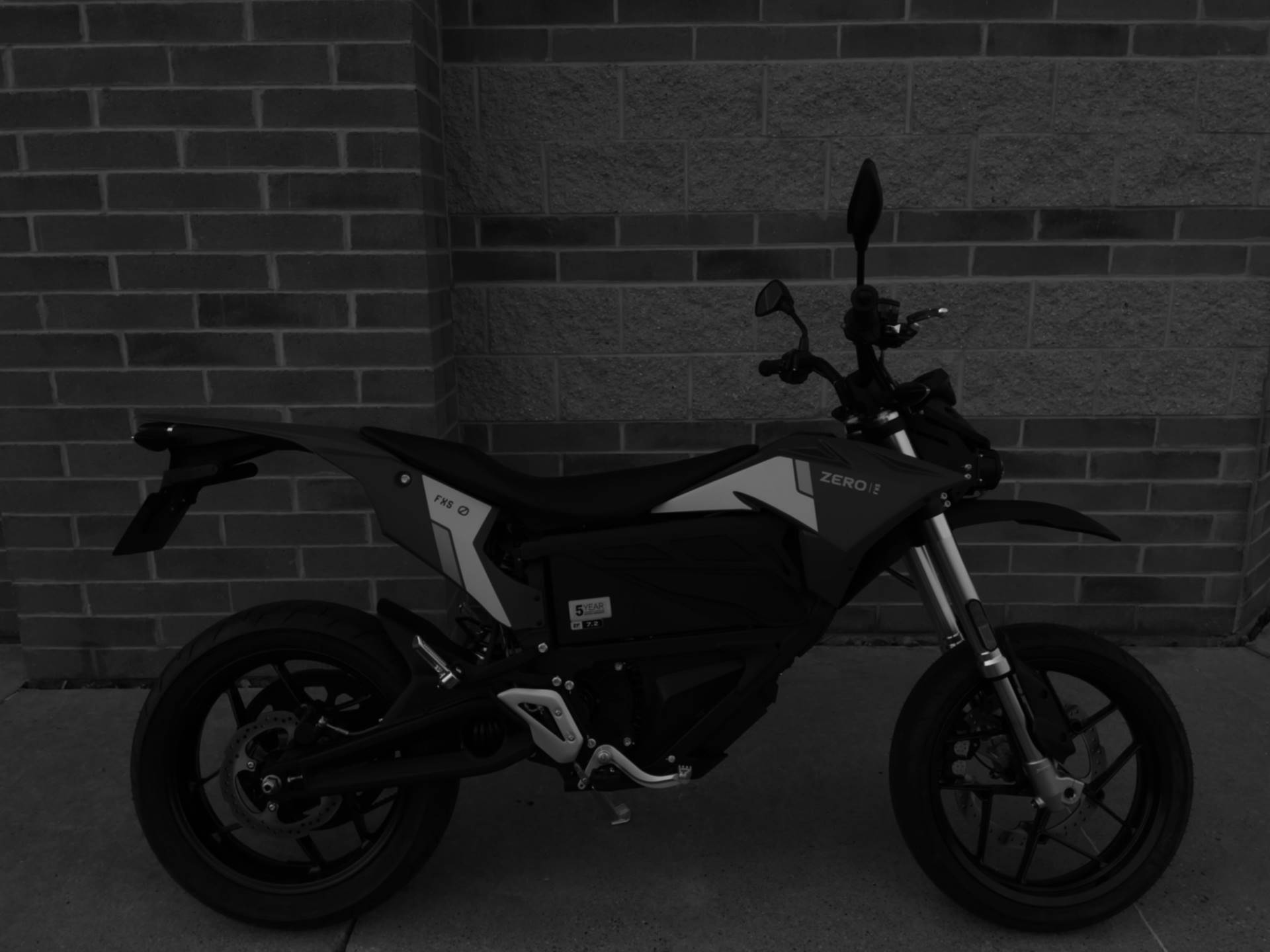 2021 Zero Motorcycles FXS ZF7.2 Integrated in Muskego, Wisconsin - Photo 1