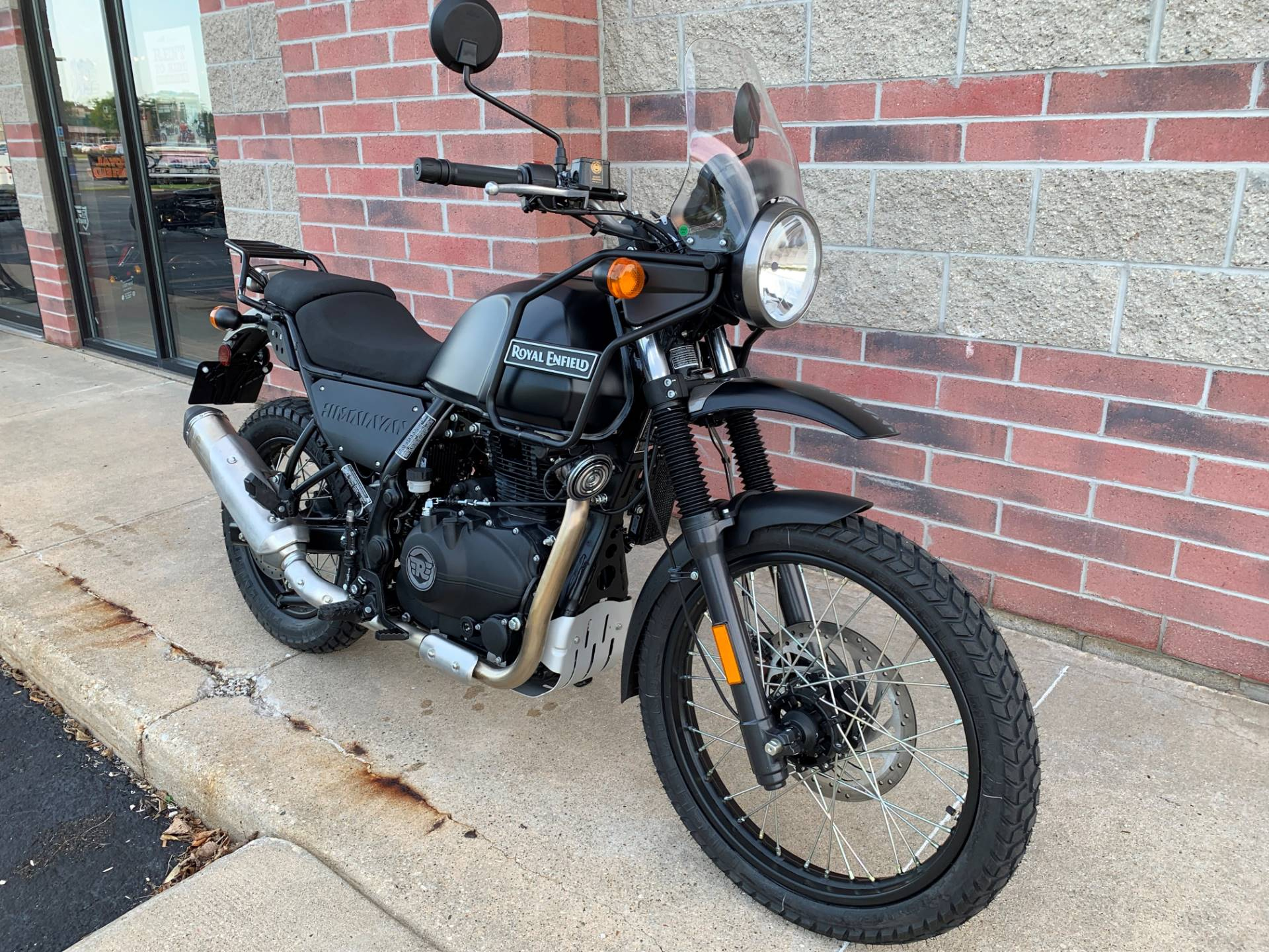 2019 Royal Enfield Himalayan 411 EFI ABS in Muskego, Wisconsin - Photo 2