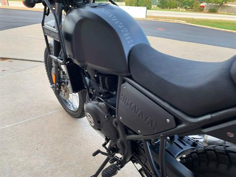 2019 Royal Enfield Himalayan 411 EFI ABS in Muskego, Wisconsin - Photo 12