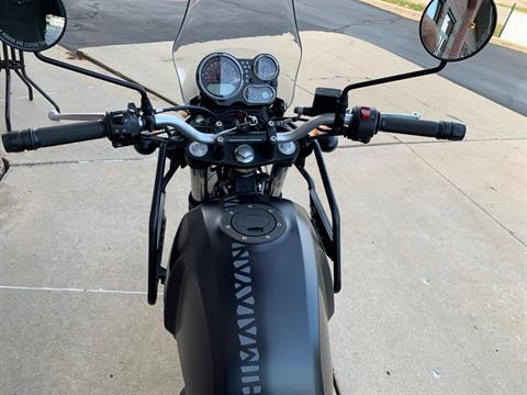 2019 Royal Enfield Himalayan 411 EFI ABS in Muskego, Wisconsin - Photo 13