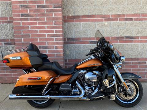 2014 Harley-Davidson Ultra Limited in Muskego, Wisconsin - Photo 1