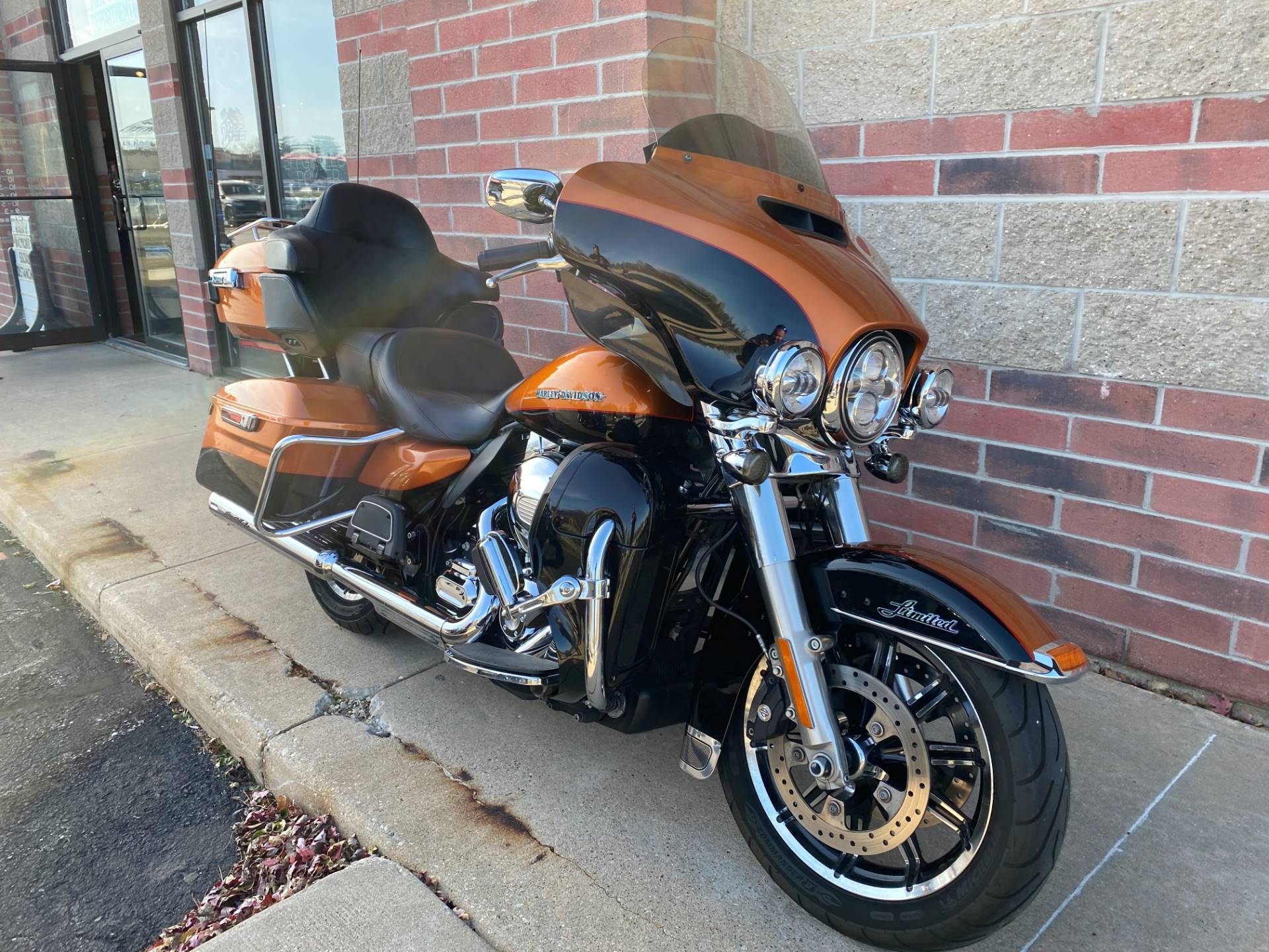 2014 Harley-Davidson Ultra Limited in Muskego, Wisconsin - Photo 2