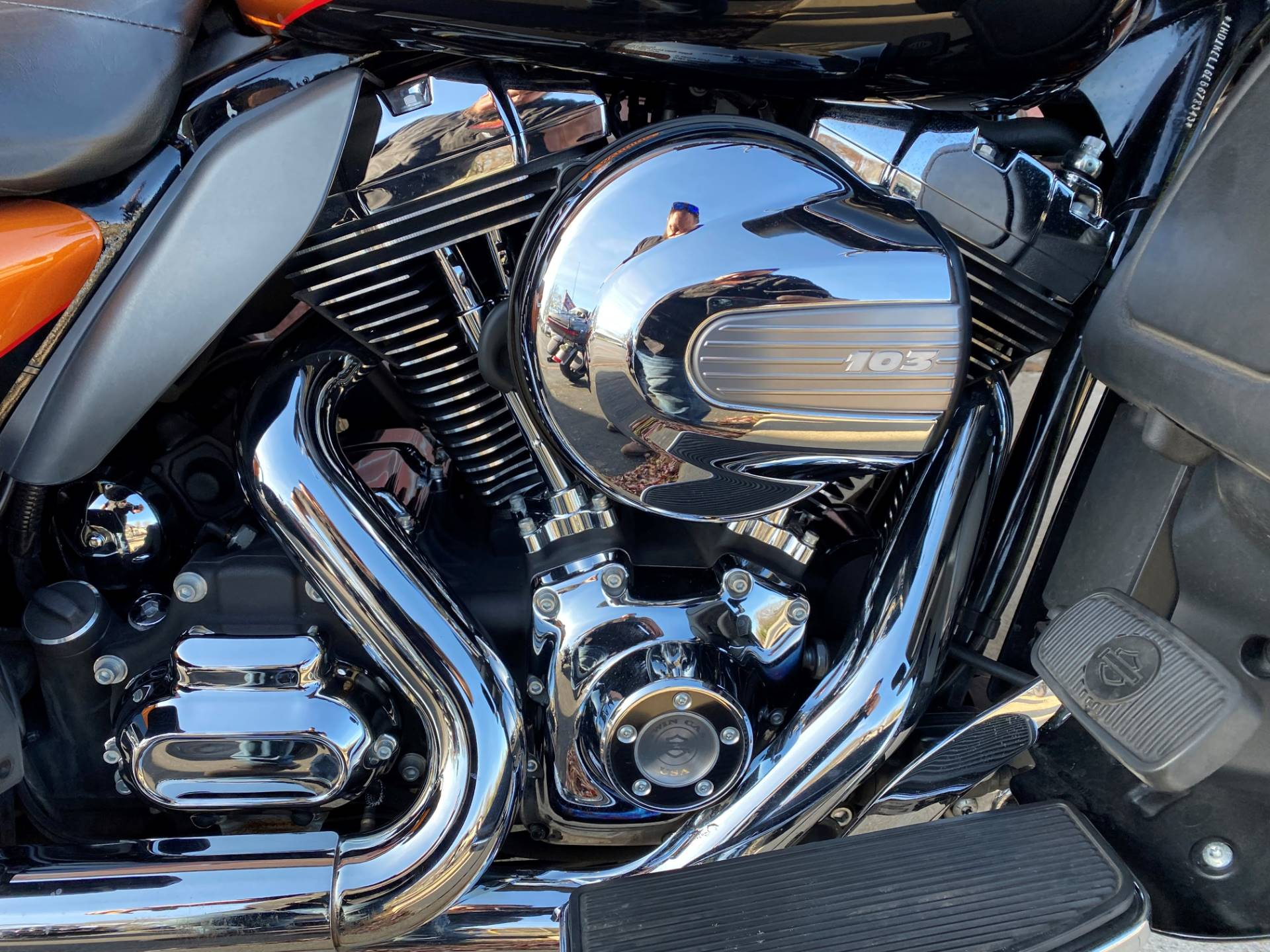 2014 Harley-Davidson Ultra Limited in Muskego, Wisconsin - Photo 7