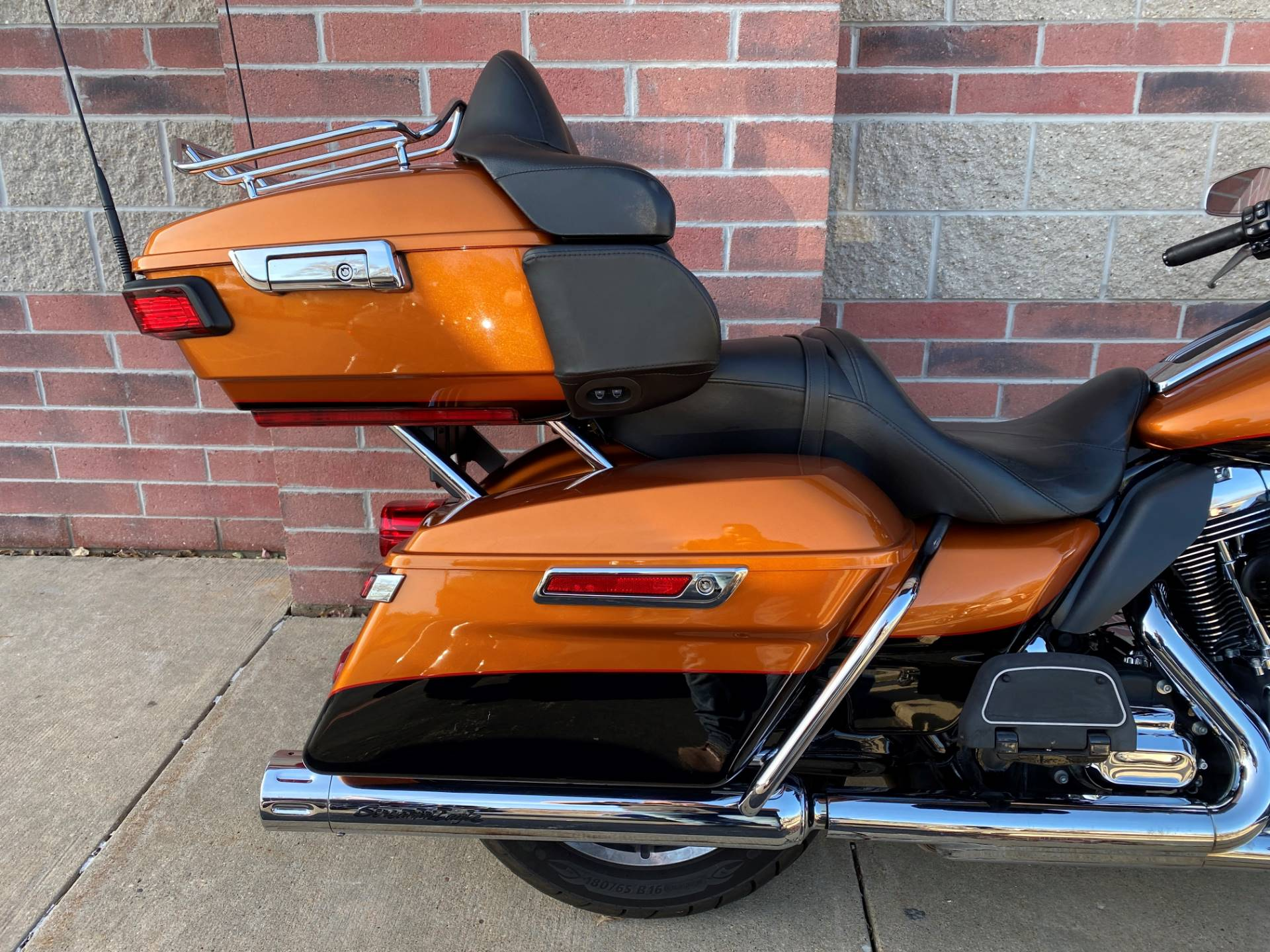 2014 Harley-Davidson Ultra Limited in Muskego, Wisconsin - Photo 8