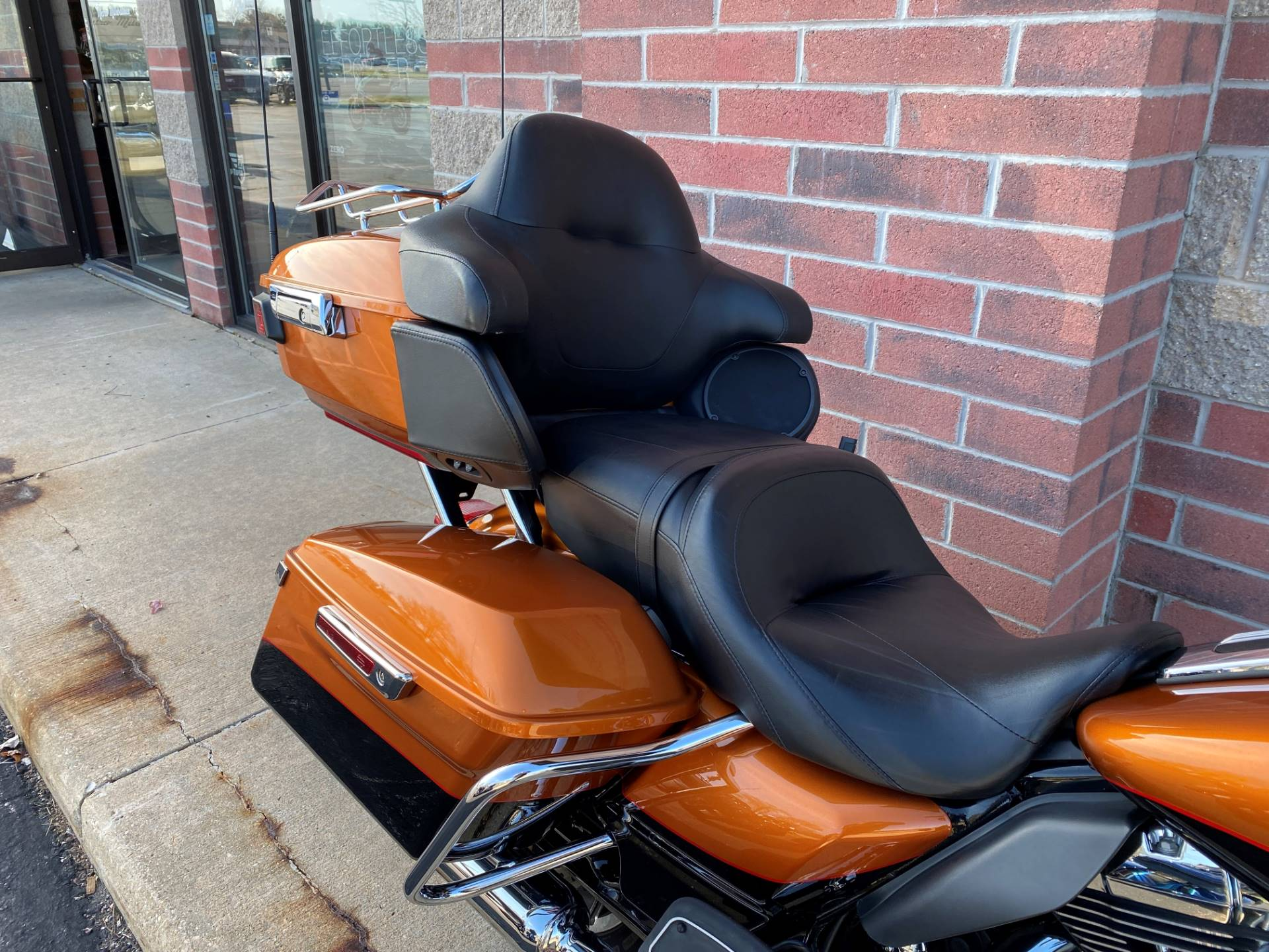 2014 Harley-Davidson Ultra Limited in Muskego, Wisconsin - Photo 14