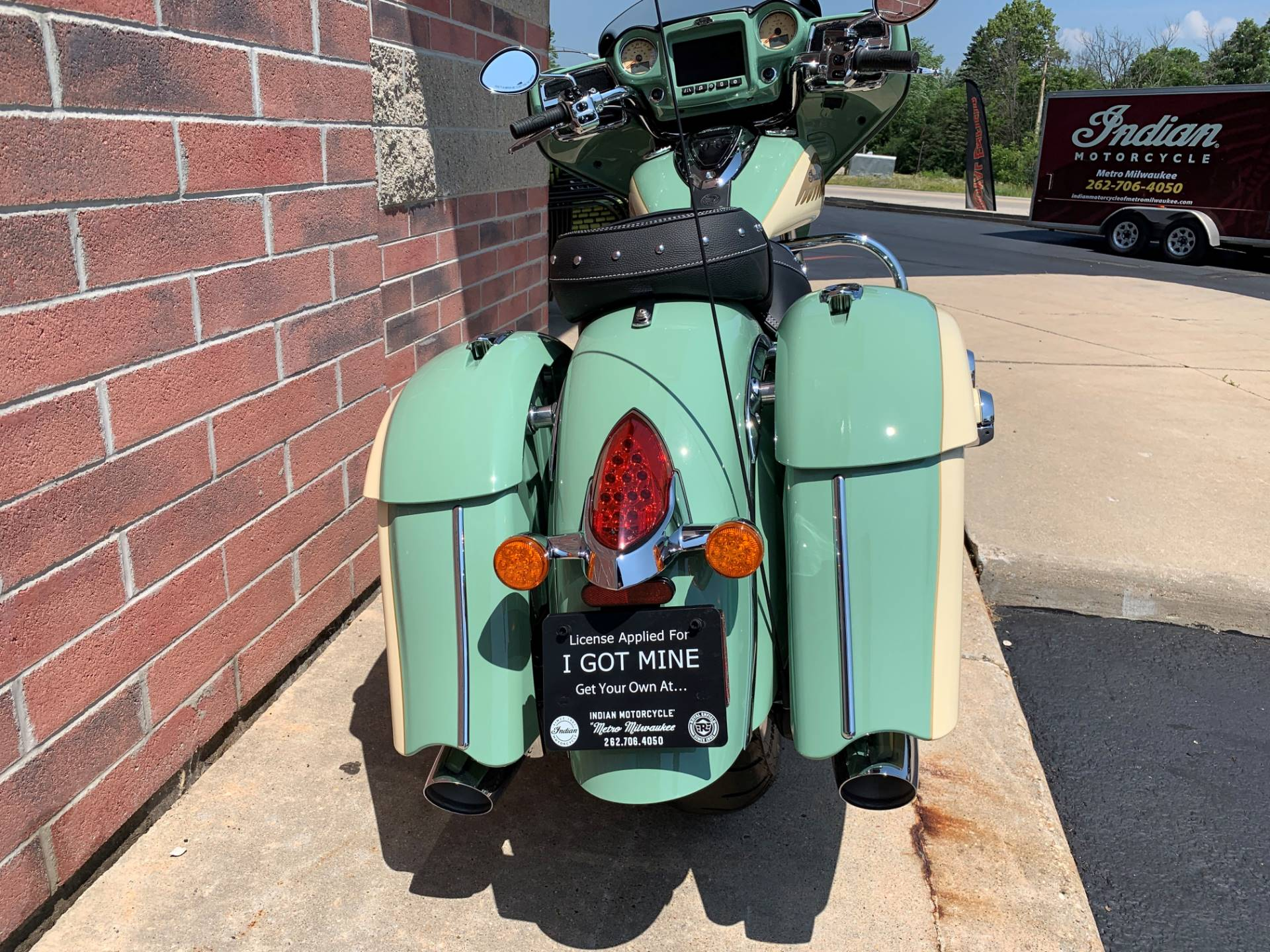 2019 Indian Chieftain® Classic Icon Series in Muskego, Wisconsin - Photo 10