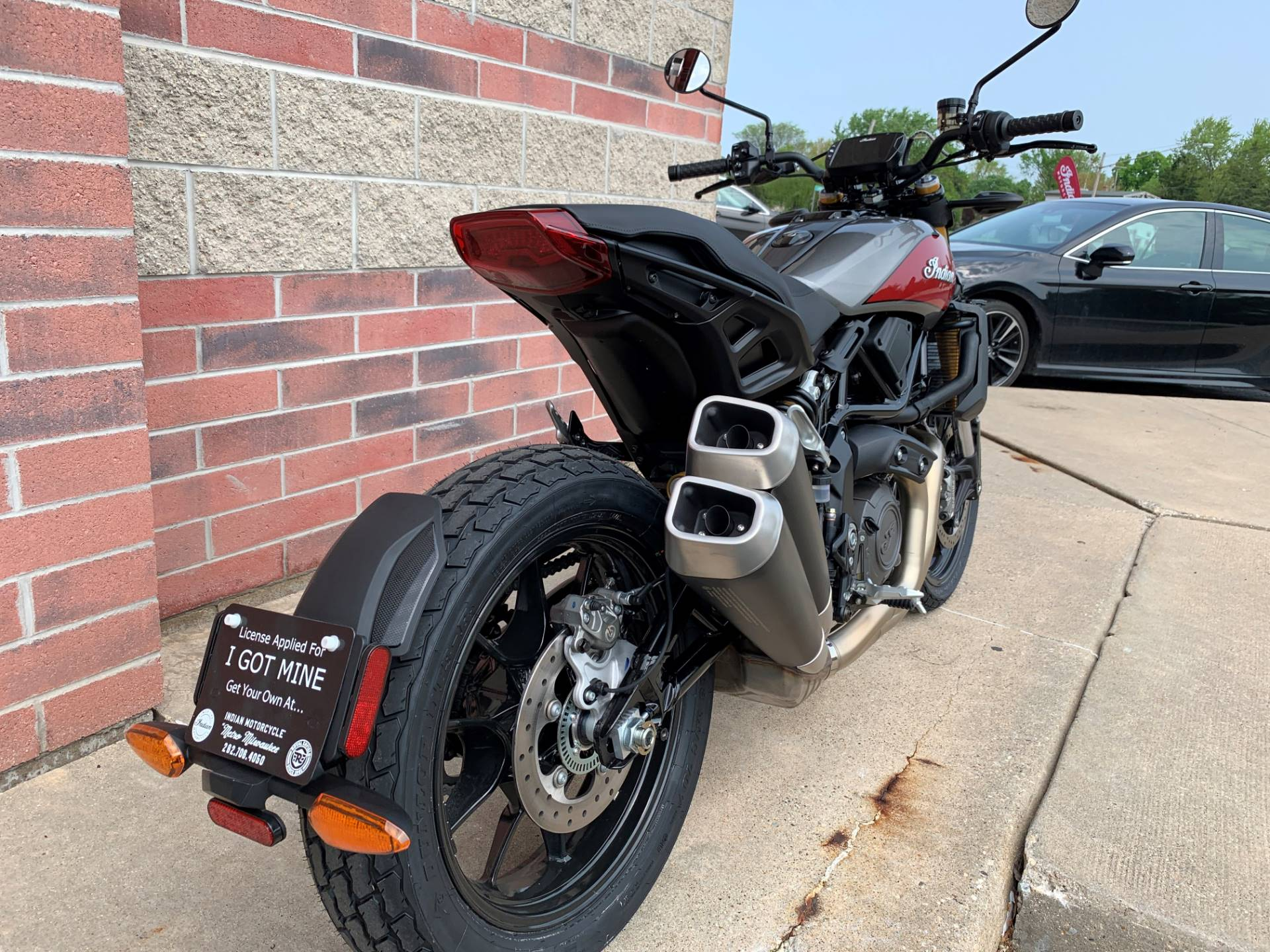 2019 Indian FTR™ 1200 S in Muskego, Wisconsin - Photo 7