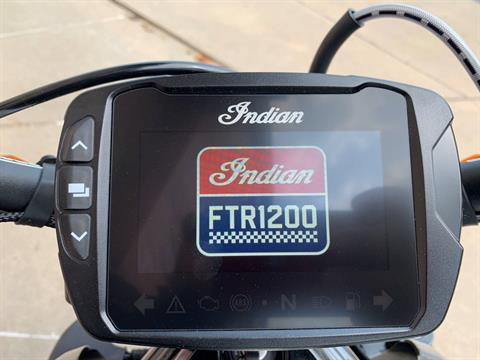 2019 Indian FTR™ 1200 S in Muskego, Wisconsin - Photo 12