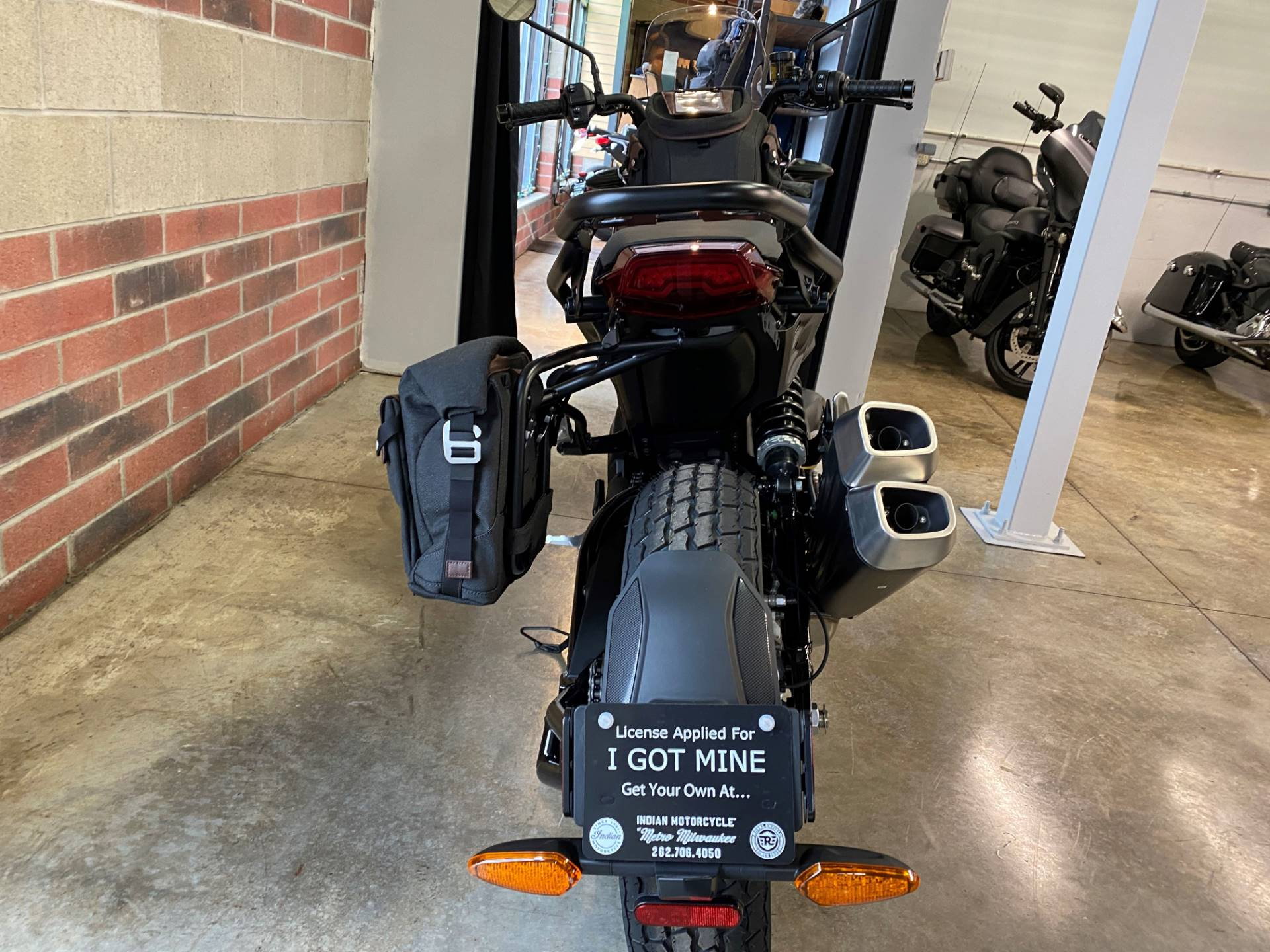 2019 Indian FTR™ 1200 in Muskego, Wisconsin - Photo 11