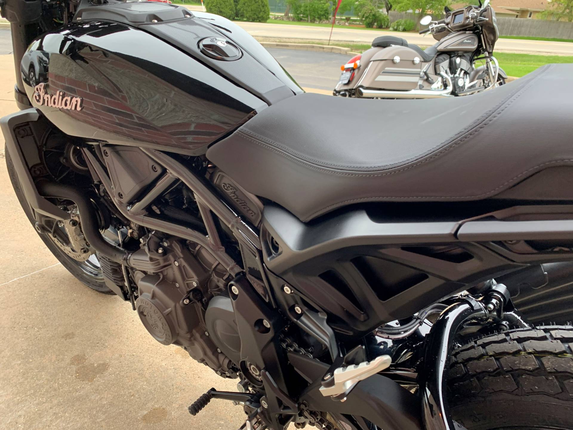 2019 Indian FTR™ 1200 in Muskego, Wisconsin - Photo 10