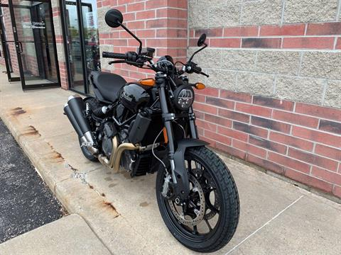 2019 Indian FTR™ 1200 in Muskego, Wisconsin - Photo 2