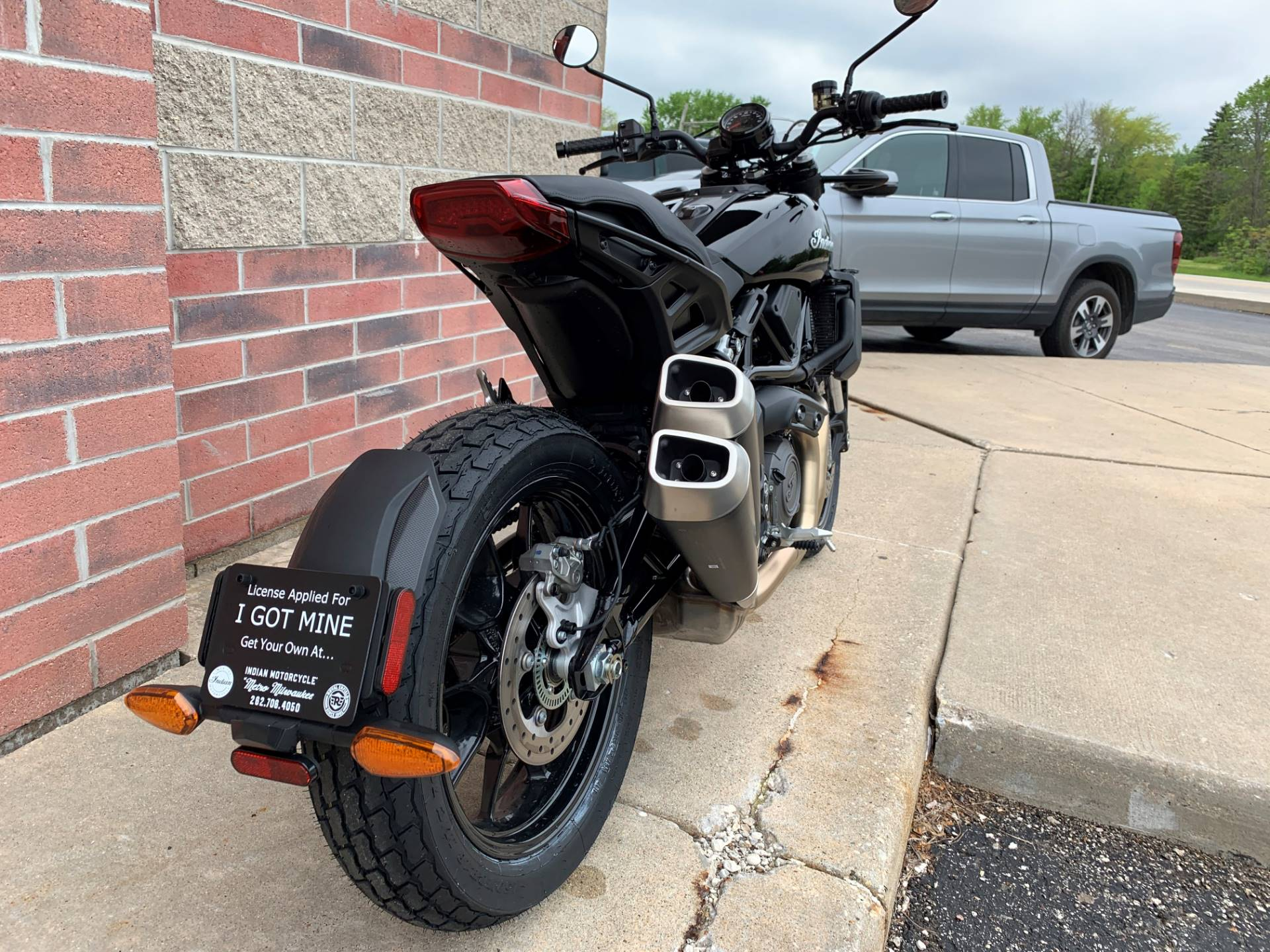 2019 Indian FTR™ 1200 in Muskego, Wisconsin - Photo 7