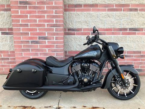 2019 Indian Springfield® Dark Horse® ABS in Muskego, Wisconsin - Photo 1
