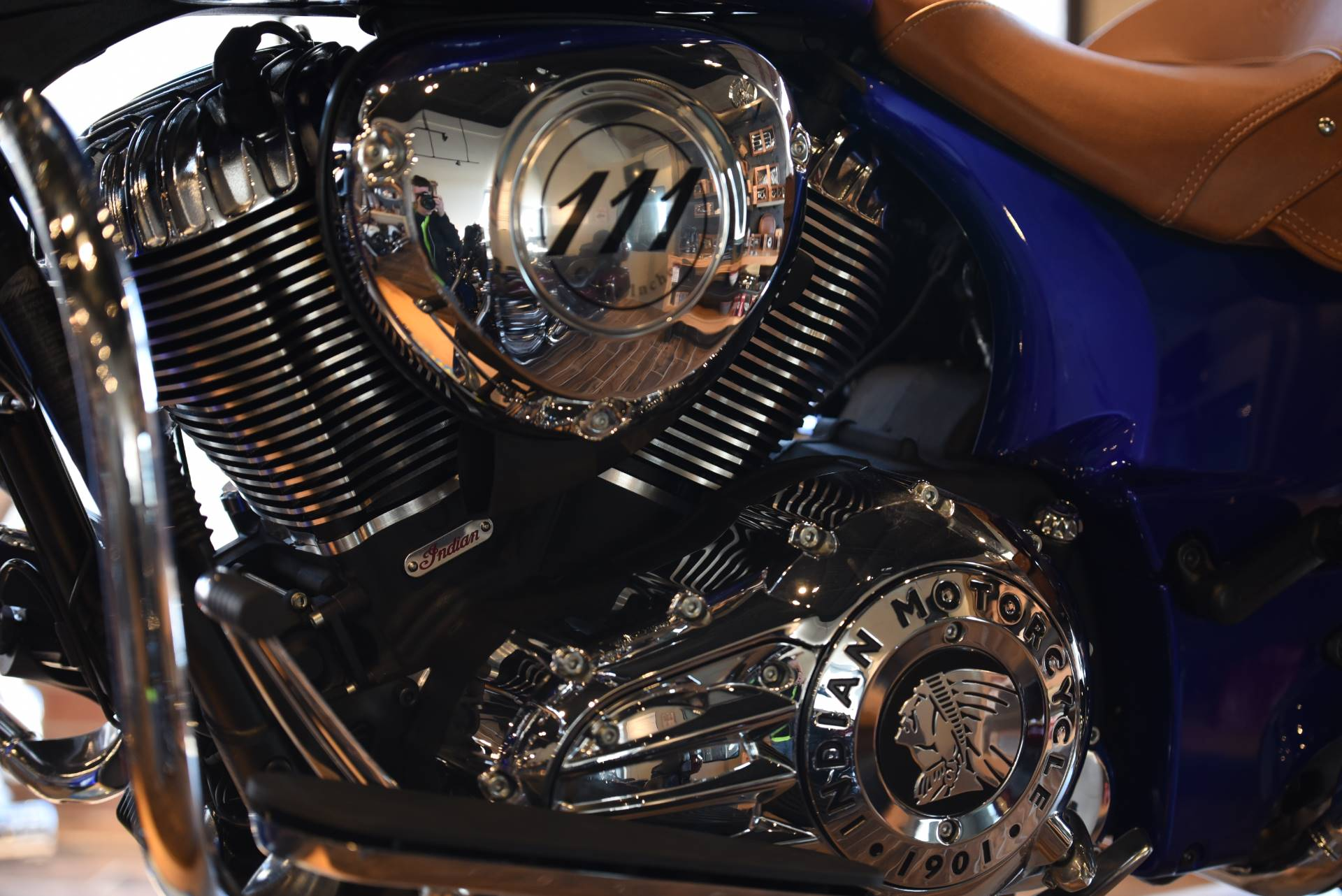 2016 Indian Vintage in Muskego, Wisconsin