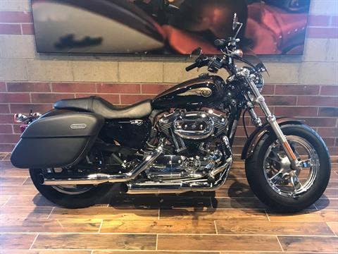 2013 Harley-Davidson Sportster® 1200 Custom 110th Anniversary Edition in Muskego, Wisconsin