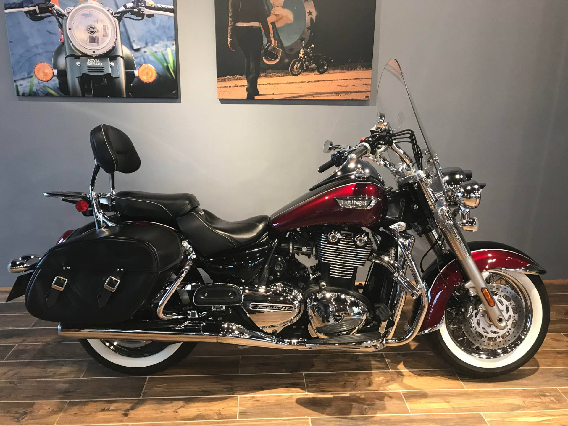 2014 Triumph Thunderbird LT with Launch Pack in Muskego, Wisconsin