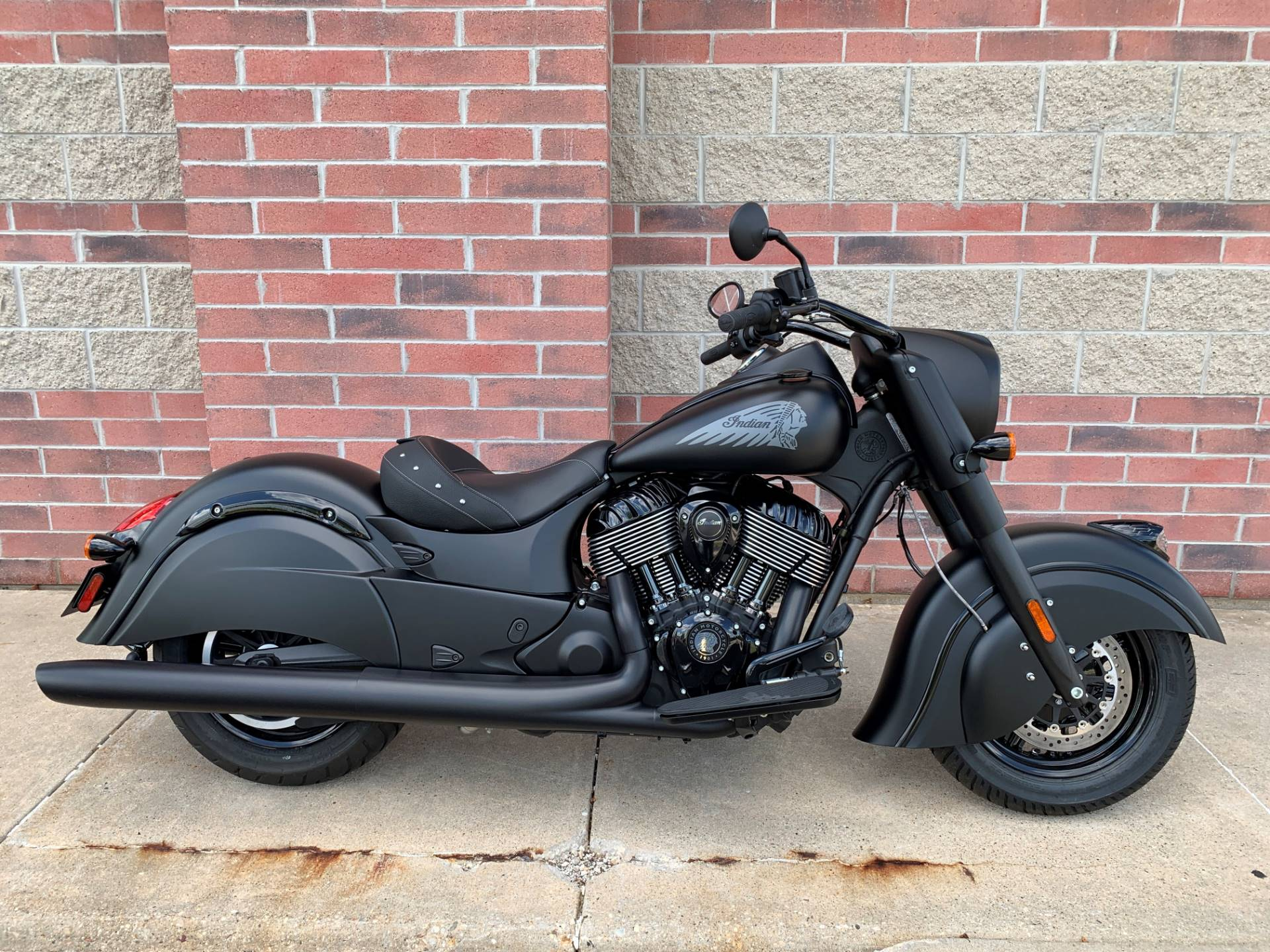 2019 Indian Chief Dark Horse® ABS in Muskego, Wisconsin - Photo 1