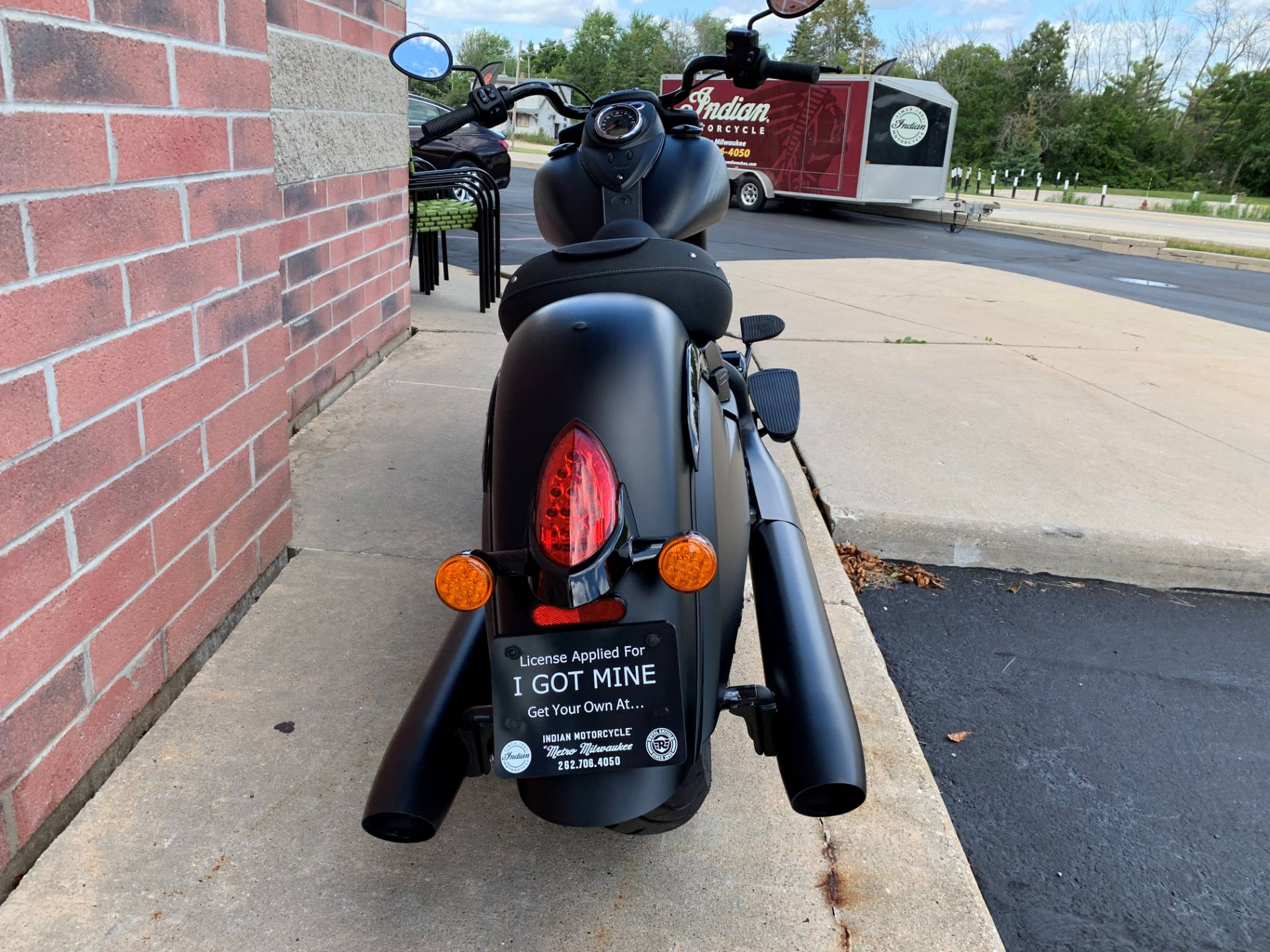 2019 Indian Chief Dark Horse® ABS in Muskego, Wisconsin - Photo 10