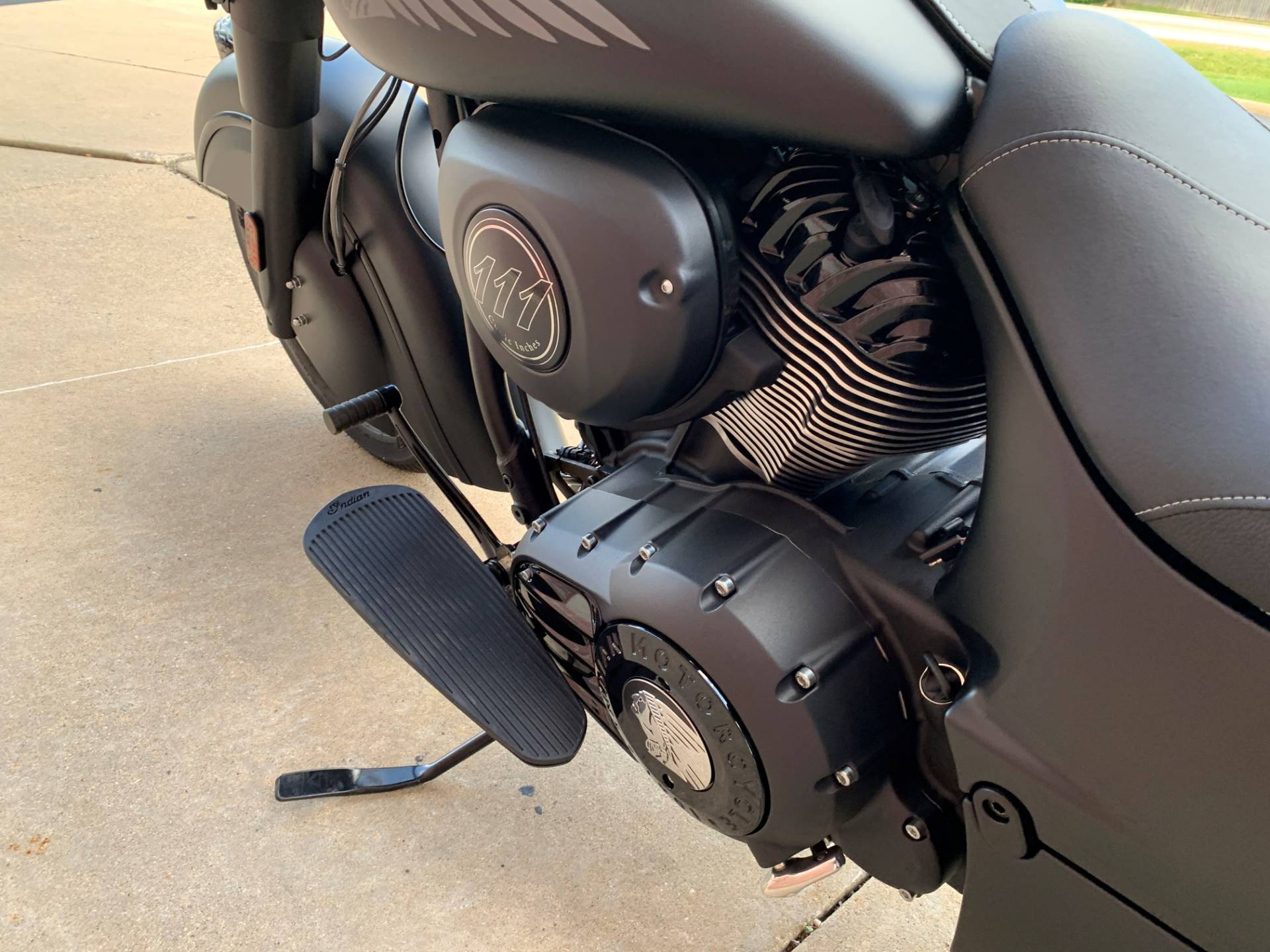 2019 Indian Chief Dark Horse® ABS in Muskego, Wisconsin - Photo 12