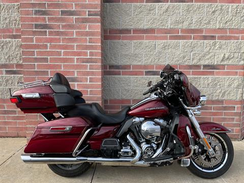 2016 Harley-Davidson Ultra Limited Low in Muskego, Wisconsin - Photo 1