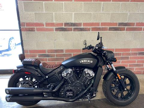 2018 Indian Scout® Bobber ABS in Muskego, Wisconsin - Photo 1
