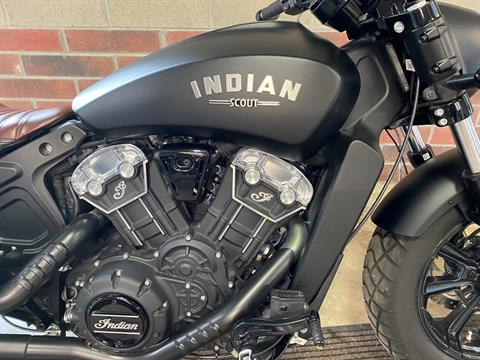2018 Indian Scout® Bobber ABS in Muskego, Wisconsin - Photo 5